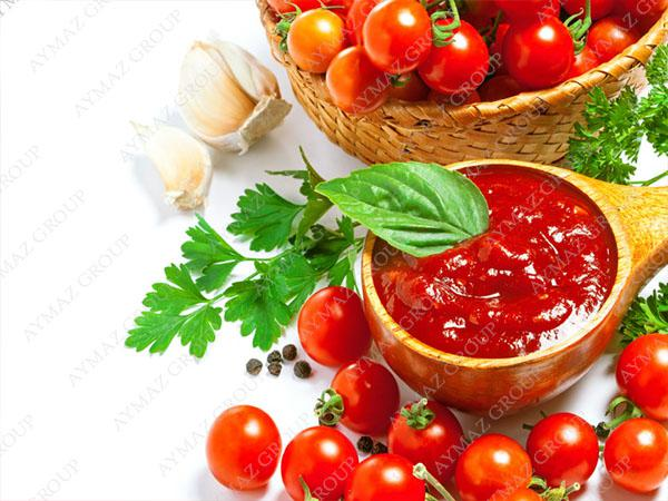 Technologies and Methods of tomato paste packing