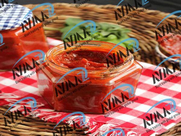 Buy tin tomato paste