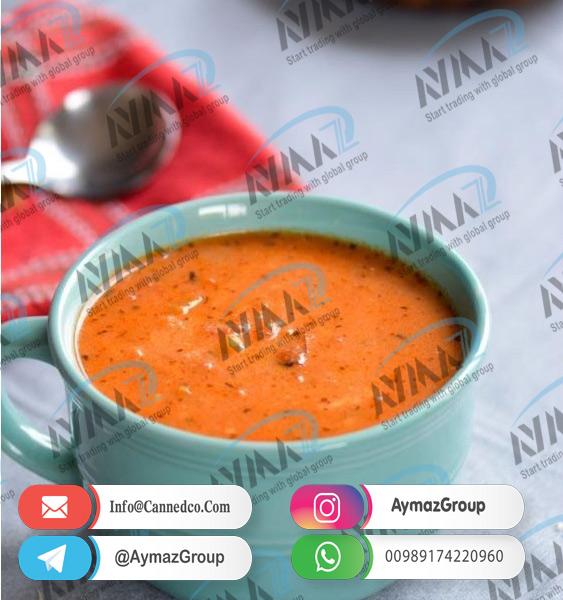 Manufacturer tin tomato paste
