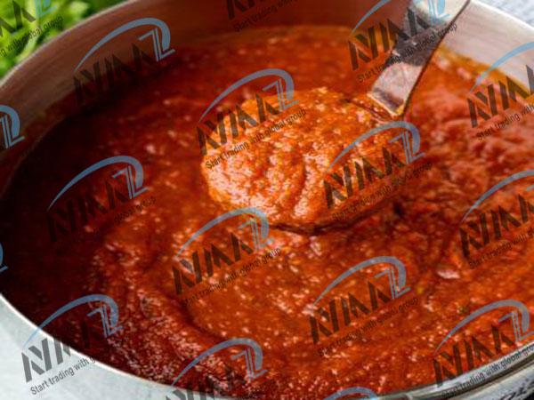 Tin Tomato Paste