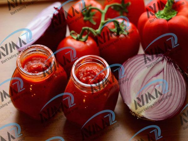 buy bulk tomato paste