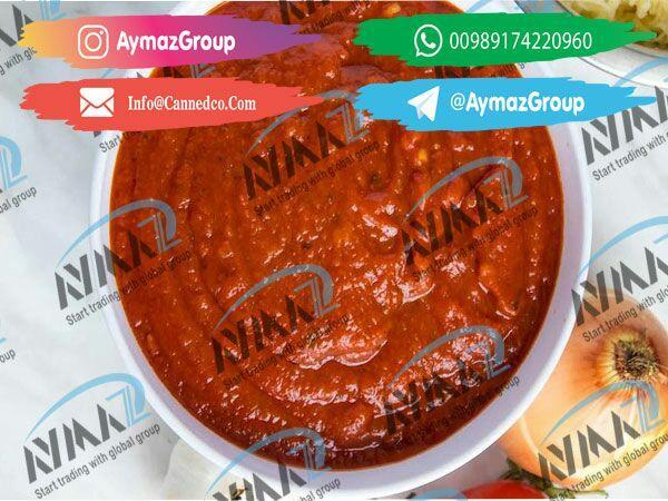 price list tomato paste