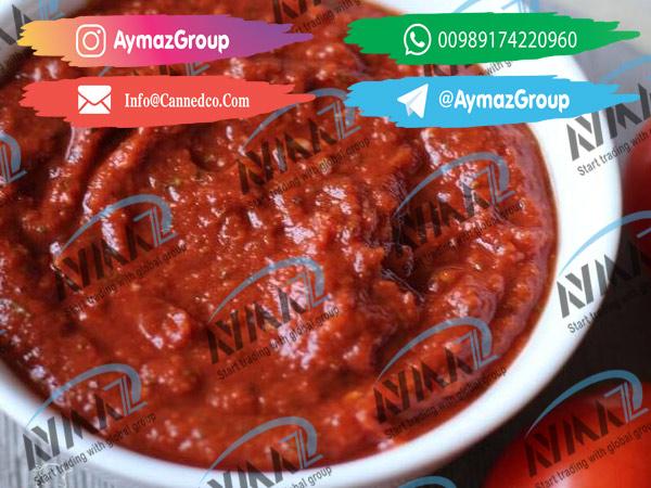 tomato paste 800g