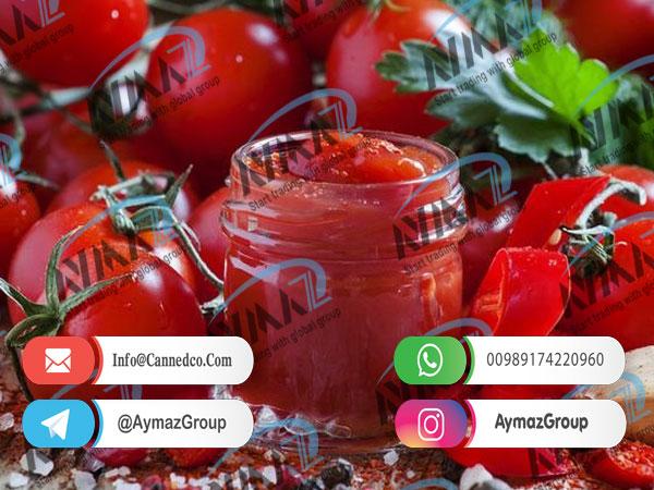 Reputable wholesale tomato paste