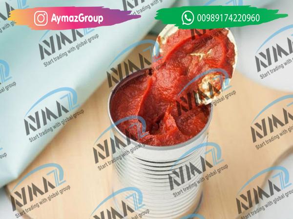 Online sales tomato paste